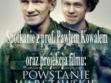 Spotkanie Prof. Dr. Pawłem Kowalem