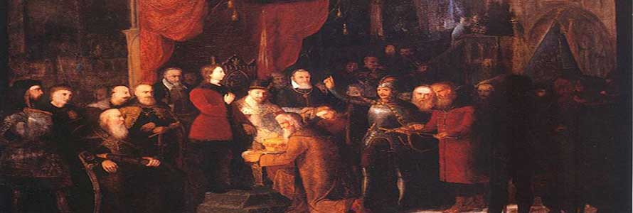 Carowie_Szujscy_by_Jan_Matejko_18th_century_painting